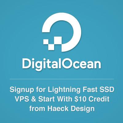 Digital Ocean VPS