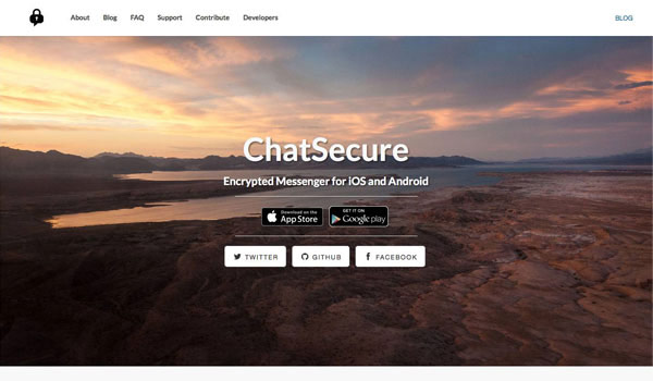 ChatSecure - Encrypted Chat