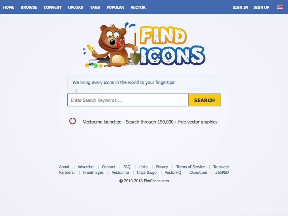 FindIcons.com - Icon Database