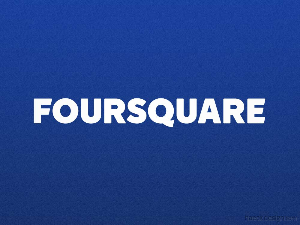Foursquare App Basics - Technology