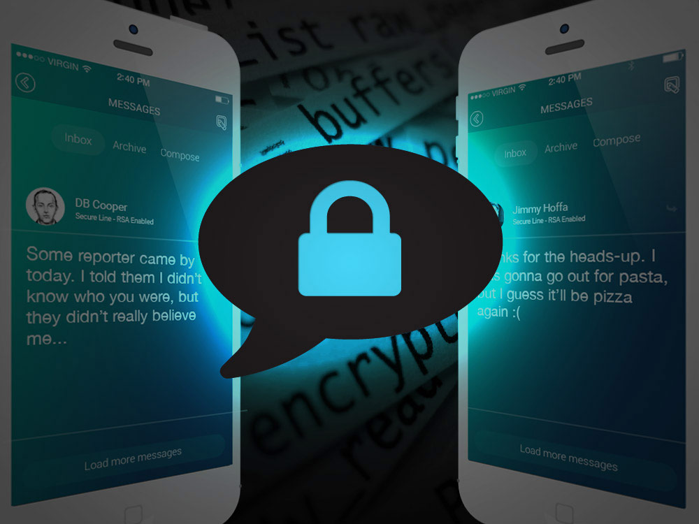 Secure Messaging Apps for Encrypted Chat