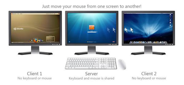 Synergy Application - Screenshot