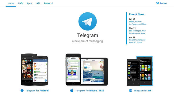 Telegram - Encrypted Chat
