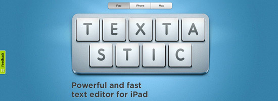 Textastic - Mobile Editor