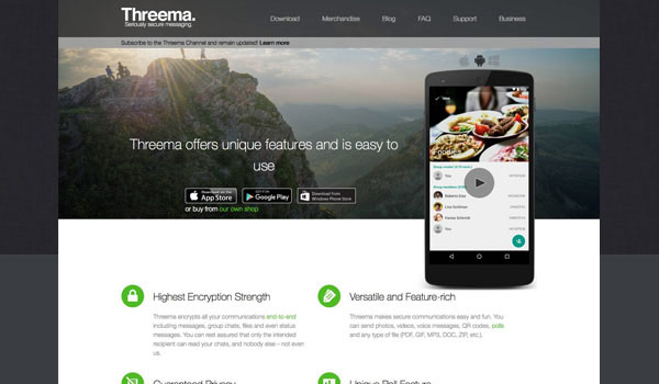 Threema - Secure Messaging