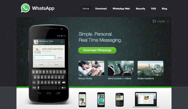 WhatsApp - Secure Messaging App