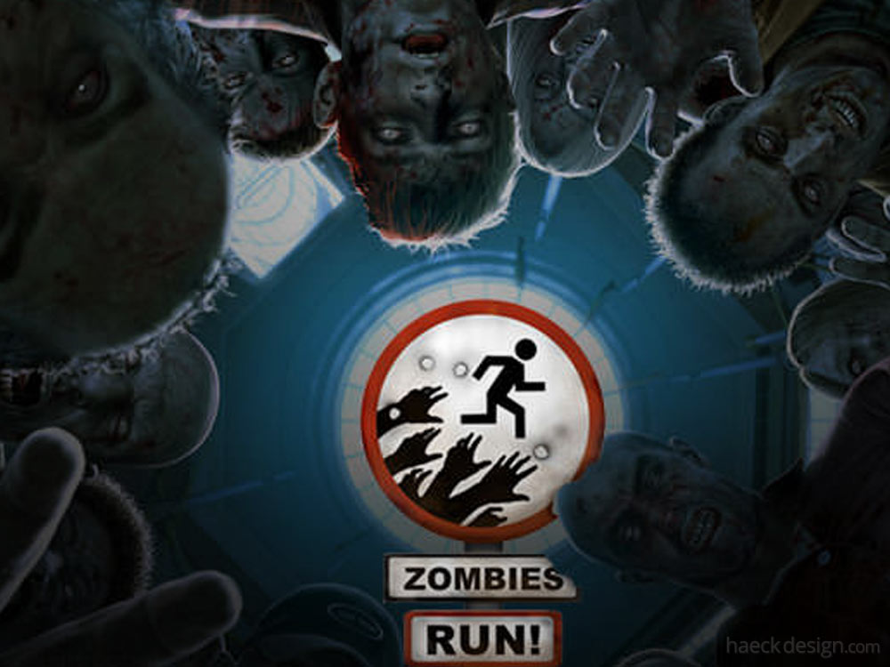 Zombies Run! - Favorite Workout App