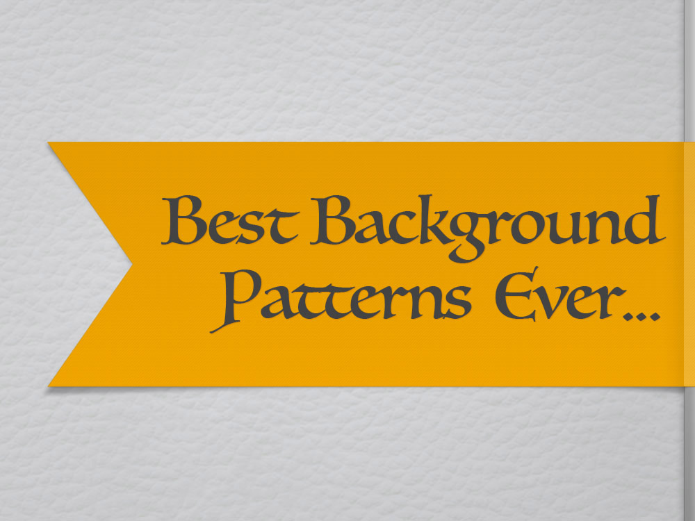 Best Background Patterns & Generators