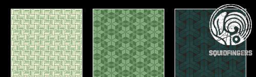 Squidfingers - Background Patterns