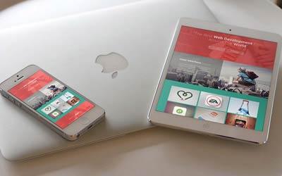 Responsive Device Mock-ups