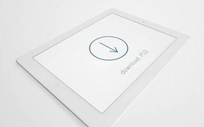 Free iPad Mockups | Xaop