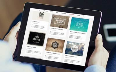 iPad Photo MockUp | ShowItBetter