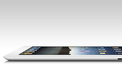 iPad Side View | 365psd