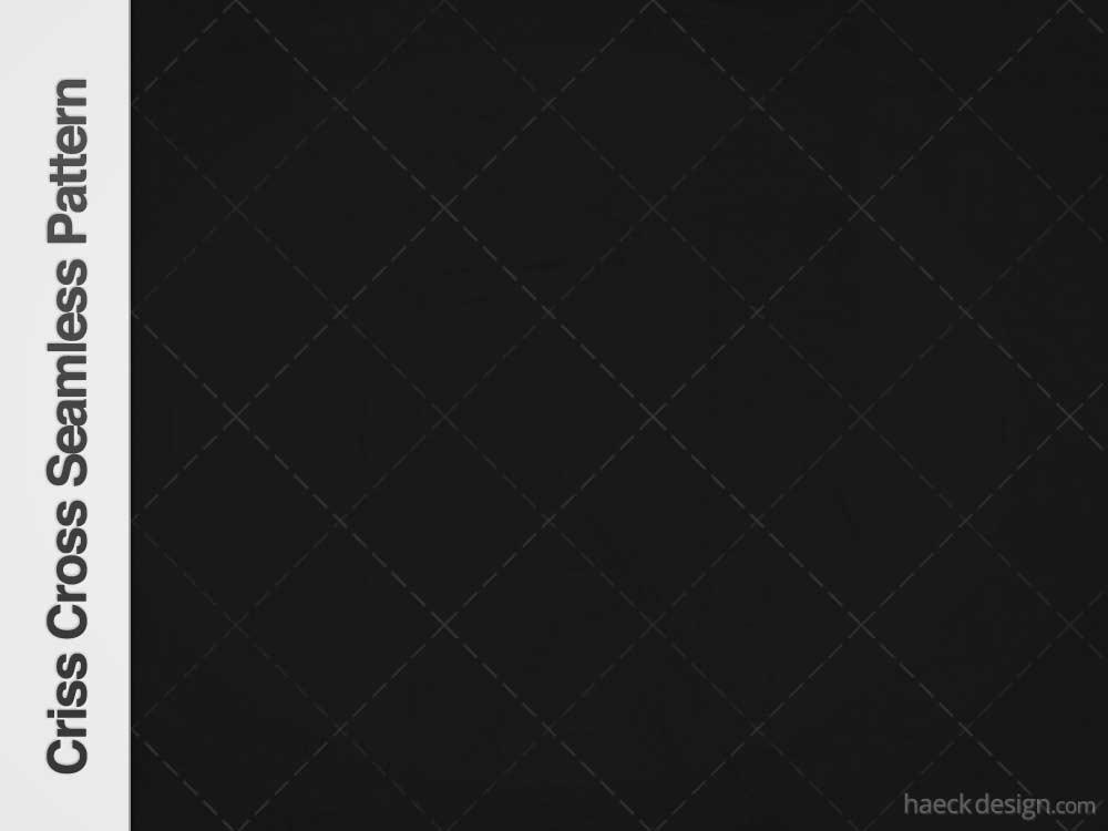 Criss Cross Seamless Pattern