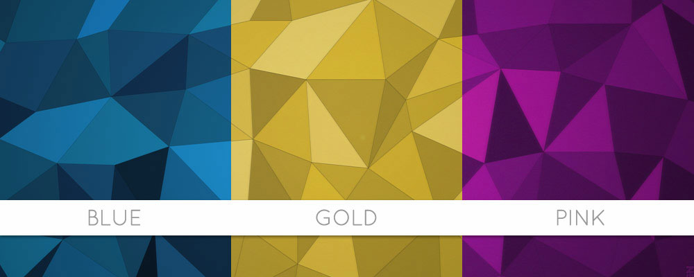 Style Variations | PolyWall - Low Poly Wallpaper Pack