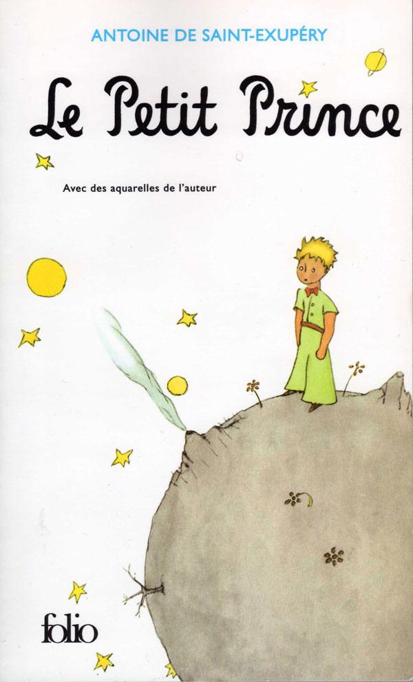 Le Petite Prince Book Cover
