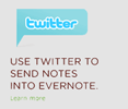 Evernote on Twitter