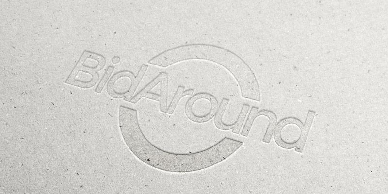BidAround - Raleigh, NC | Branding and Identity