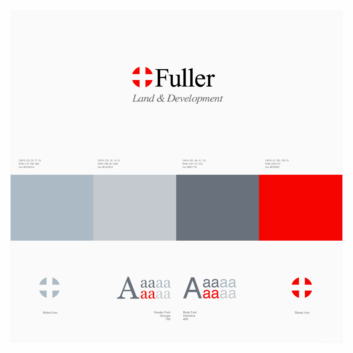 Fuller Land and Development - Raleigh, NC | Branding and Identity