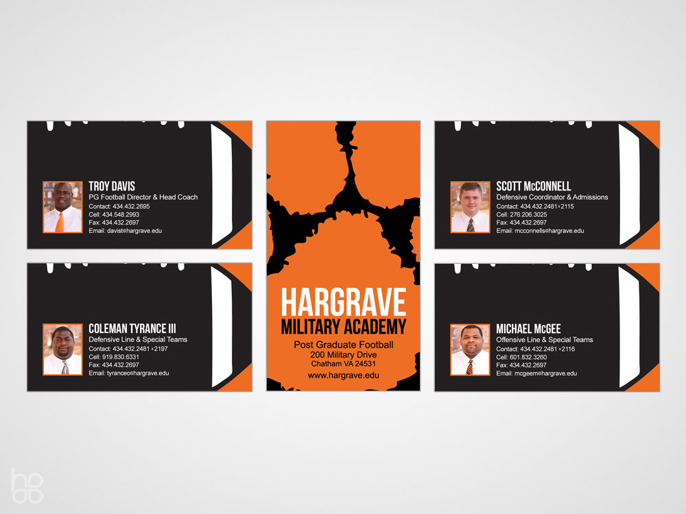 Hargrave Military Academy - Chatham, VA | Branding and Identity