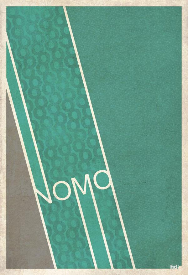 NOMO Flyer - Ann Arbor, MI | Graphic Design