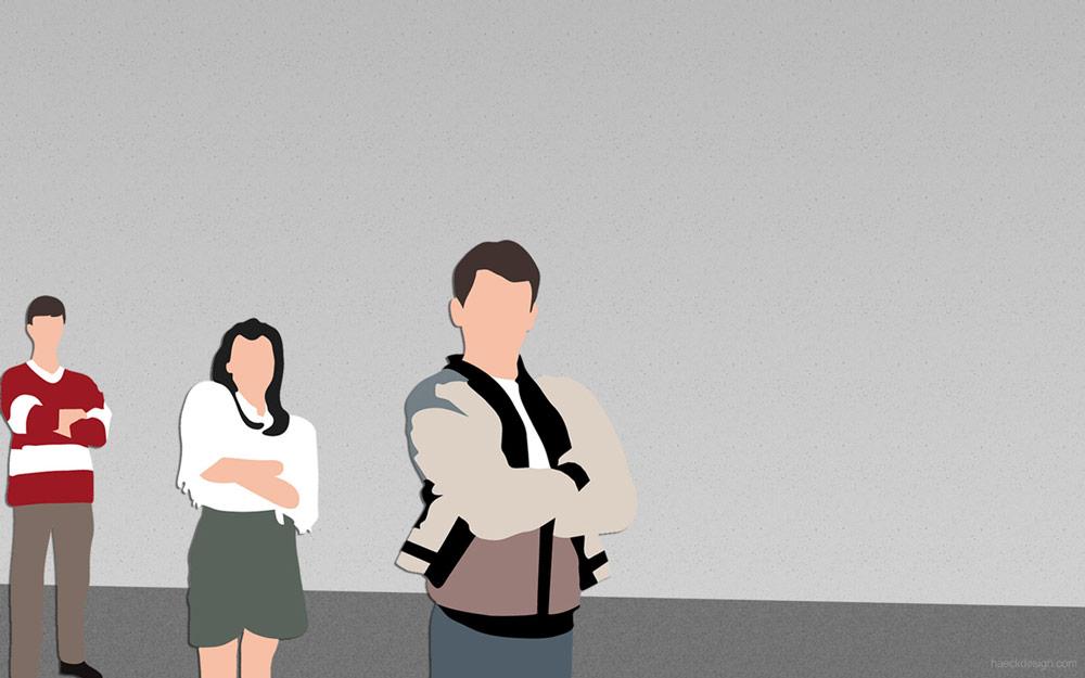 Save Ferris Wallpaper | Graphic Design