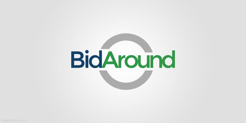 BidAround - Raleigh, NC | Logo Design