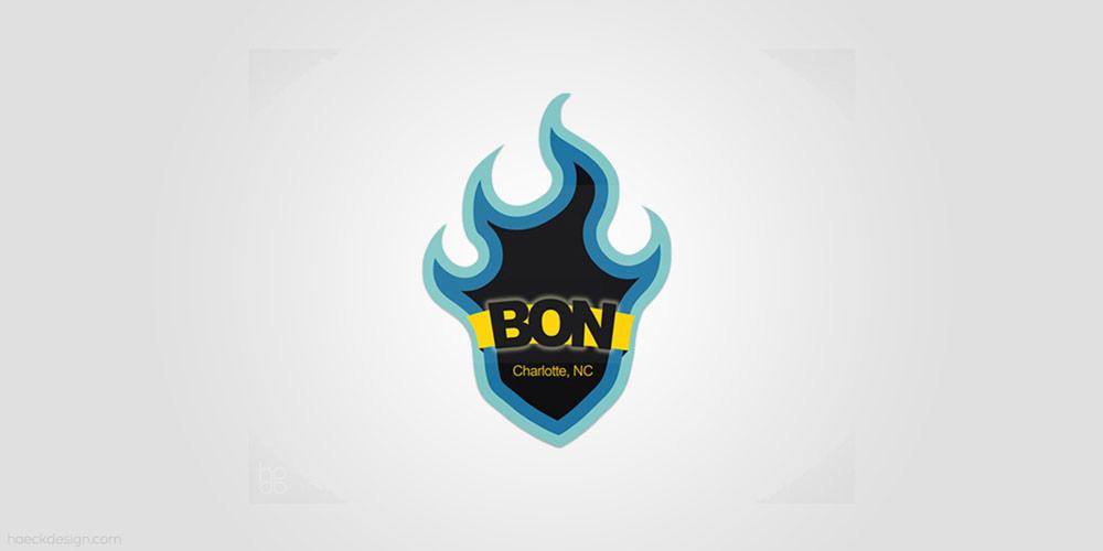 Bon Eatery - Charlotte, NC | Logo Design