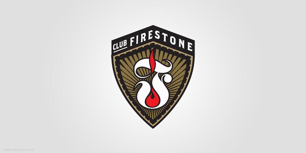 Club Firestone - Orlando, FL | Logo Design