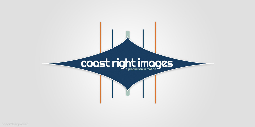 Coast Right Images - Raleigh, NC   Logo Design