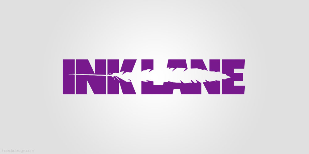 InkLane Publishing - Raleigh, NC | Logo Design