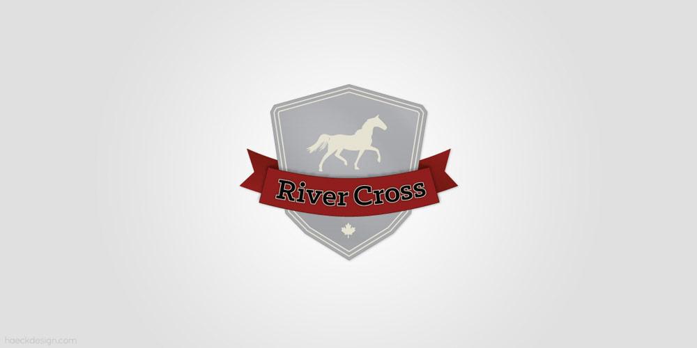 River Cross - Charlotte, NC | Logo Design