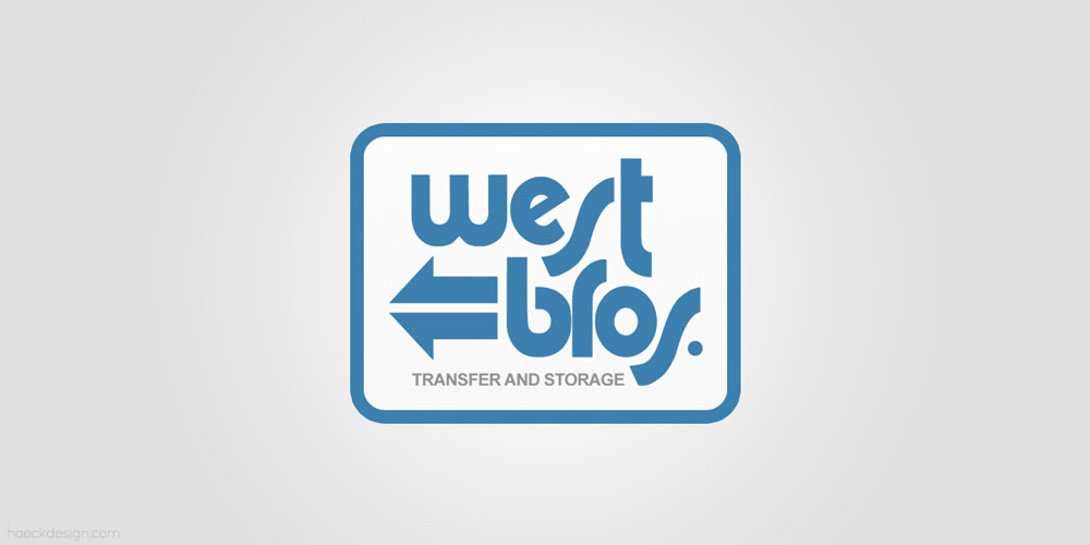 West Brothers - Durham, NC | Logo Design