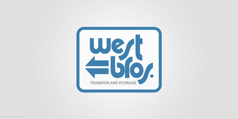 West Brothers - Durham, NC   Logo Design