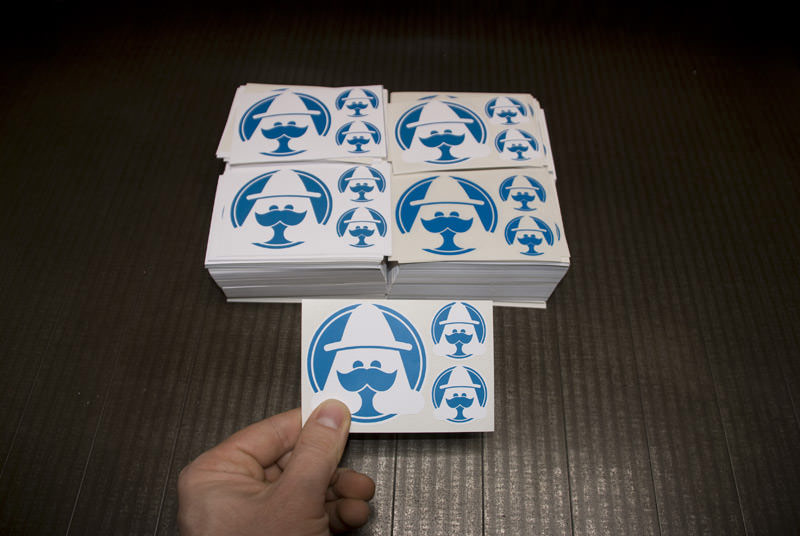 Alpha Stickers - Alpha Stickers - Raleigh, NC | Merch and Product Design
