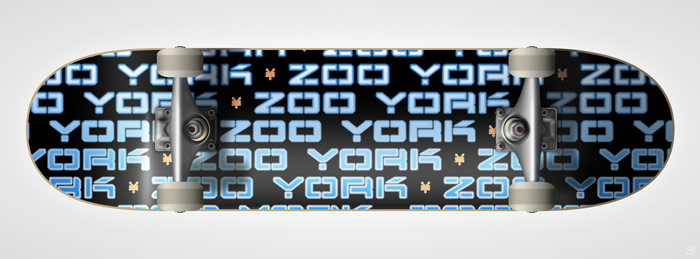 Zoo York Skateboards - New York, NY | Merch and Product Design