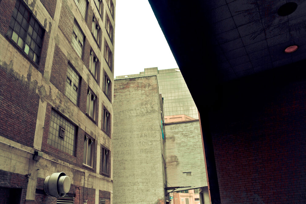 Downtown Alley - Cleveland, OH | Photography Services