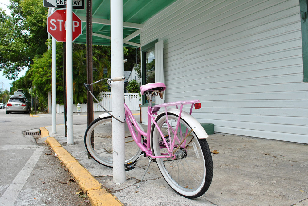 Pink Bike - Key West, FL | Photography Services