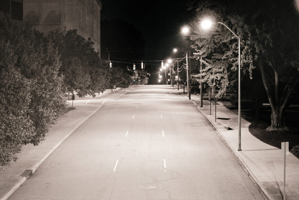 Empty Streets - Raleigh, NC | Photography Services