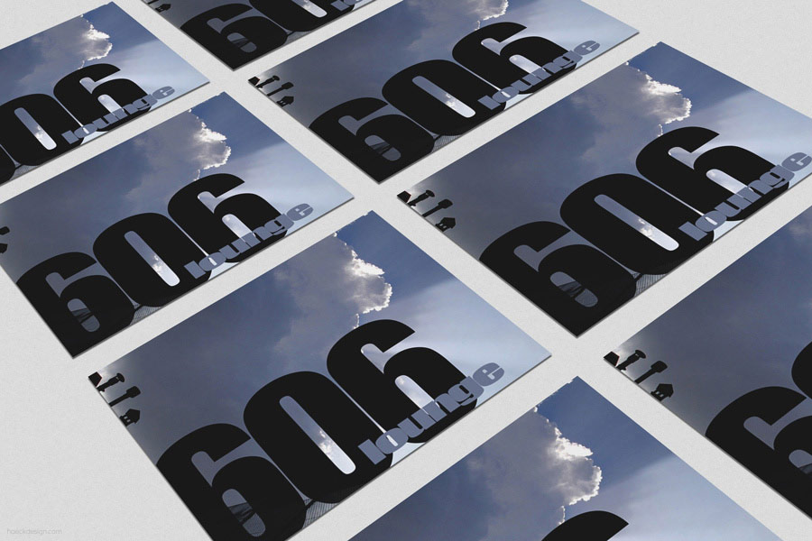 606 Ultralounge Flyers - Raleigh, NC | Print Design