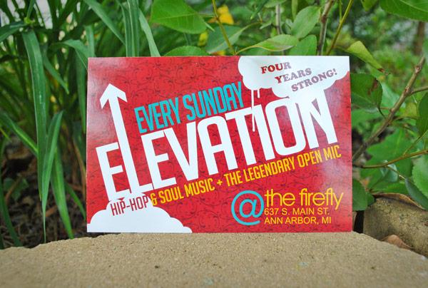 Elevation Flyers - Detroit, MI | Print Design