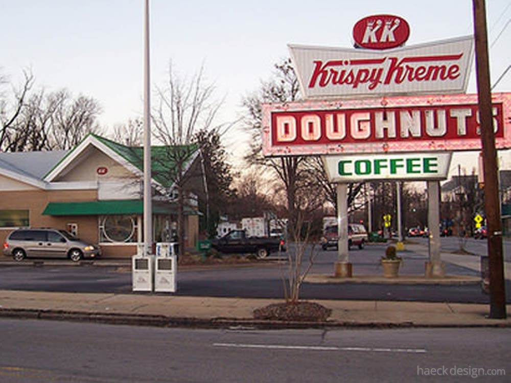 Krispy Kreme - Raleigh, NC