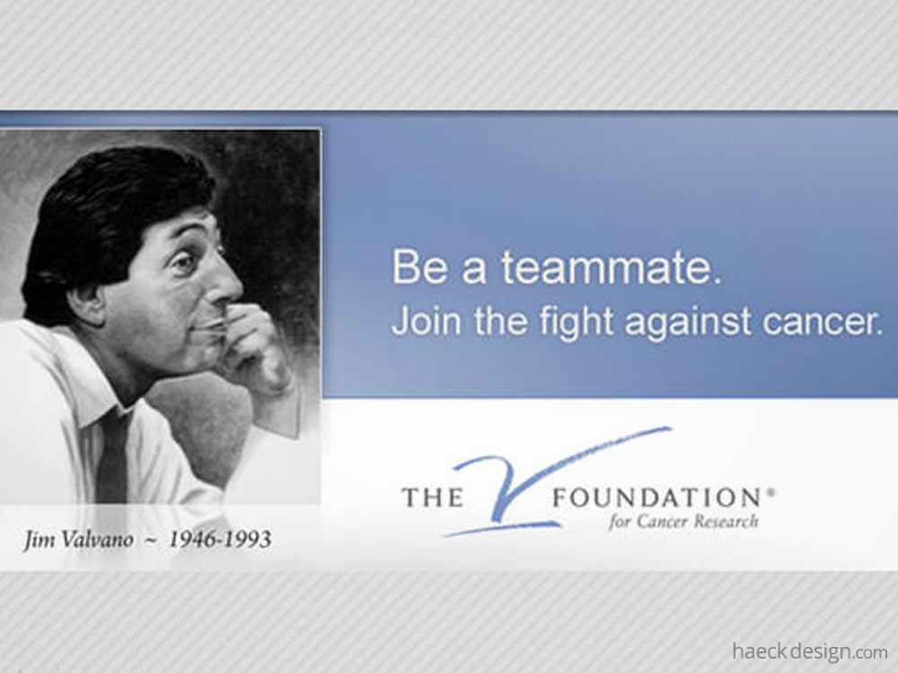 The V Foundation - Jim Valvano