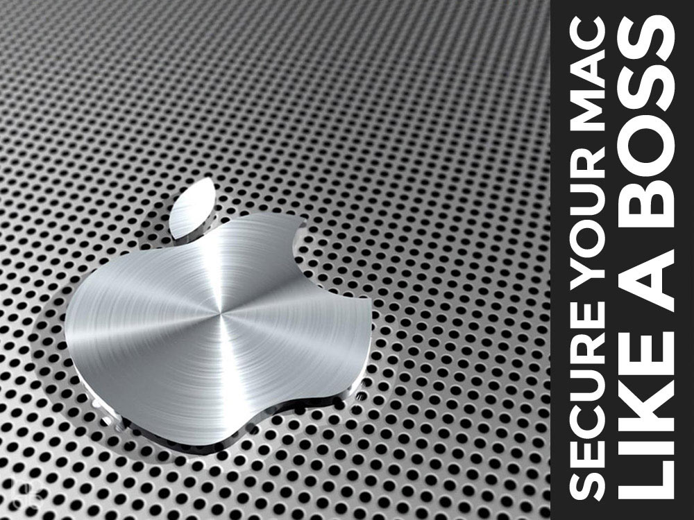 Apple Security Tutorial - Secure Your Mac from Hackers